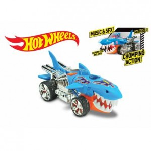 MASINA ACTIUNE - SHARKRUISER - HOT WHEELS