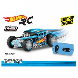MASINA CU RADIOCOMANDA ENERGY - BONE SHAKER - HOT WHEELS