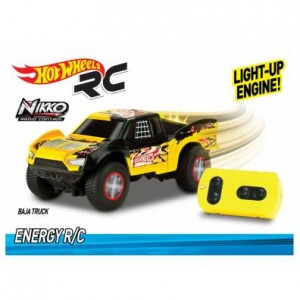 MASINA CU RADIOCOMANDA ENERGY - BAJA TRUCK - HOT WHEELS