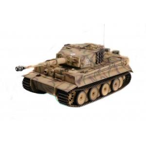 Masina Tanc UF, Trumpeter 1:16 German Tiger I, 2.4GHz cu Telecomanda