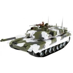 Tanc Abrams M1A1 1:16 Cu telecomanda 27MHz