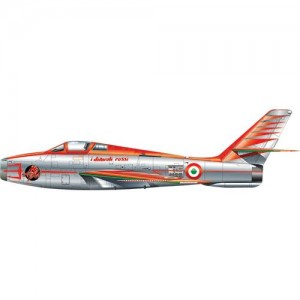 Avion F-84F Thunderstreak