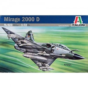 Avion de Lupta Mirage 2000D