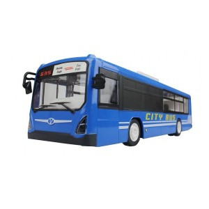 Autobuz City Bus cu telecomanda scara 1.20