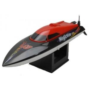 Barca Magic Vee V3 cu Telecomanda 2CH RTR 2.4GHz