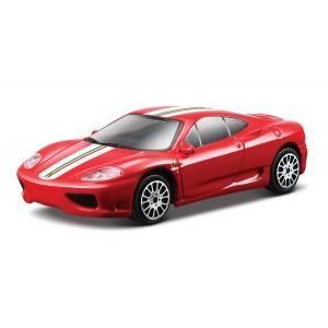 Ferrari Challenge Stradale - rosu - 1:43 Race & Play