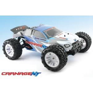 Automodel cu Motor Termic FTX CARNAGE ST 4x4 scara 1/10 GP RTR