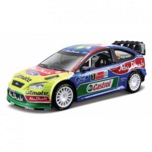 FORD FOCUS RS WRC - MIKKO HIRVONEN