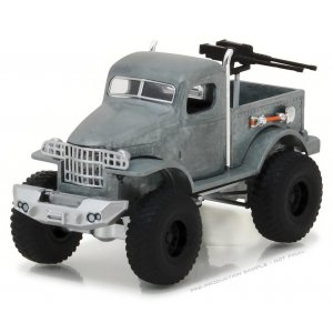 1941 Military 1/2 Ton 4x4 Pickup Truck Solid Pack - All-Terrain Series 5 1:64