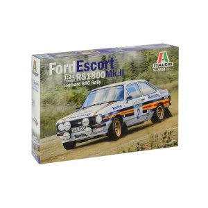 1:24 Ford Escort RS 1800 Mk.II Lombard RAC Rally 1:24
