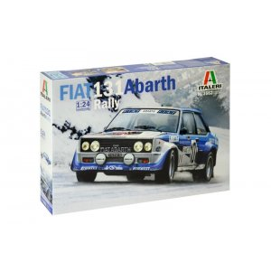 1:24 FIAT 131 ABARTH RALLY 1:24