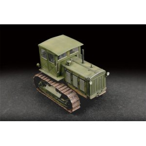 1:72 Russian ChTZ S-65 Tractor with Cab 1:72
