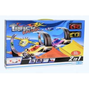 KWD/ Super track Racing+2 vehicule 2 in 1