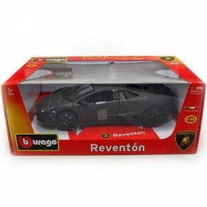 Lamborghini Reventon - gri - Kit de asamblare - 1:18