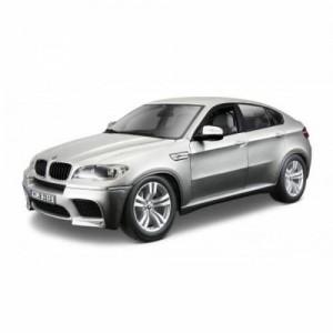 BMW X6 M - gri - Kit de asamblare - 1:18