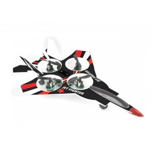 Avion Radiocomanda - Quadcopter Jet Fighter