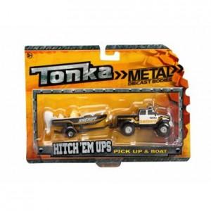 Minimodel Metalic Cu Remorca - TONKA