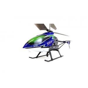 Elicopter cu radiocomanda 2,4Ghz, 3 canale, Syma S33