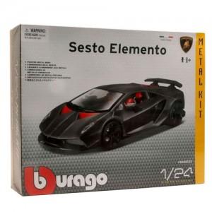 Kit de asamblare Lamborghini Sesto Elemento 1.24