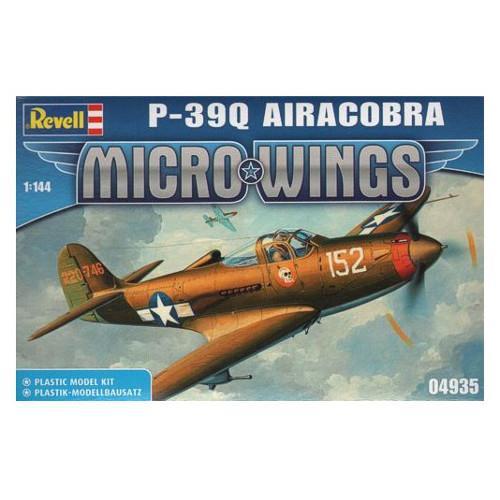 Avion Airacobra P-39Q