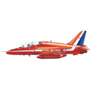 Avion Hawk T1A Red Arrows
