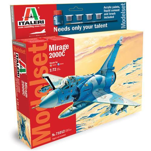 Avion Mirage 2000C