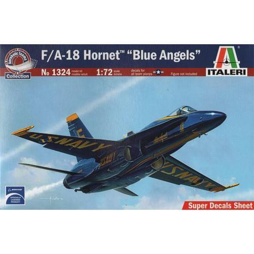 Avion F/A-18 Hornet Blue Angels