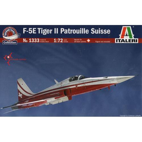 Avion F-5E Tiger II Patrouille Suisse