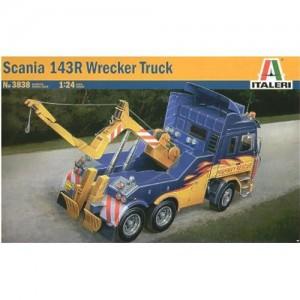 Autocamion de Depanare Scania 143R