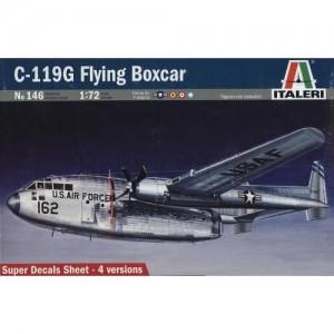 Avion de Marfuri C-119G