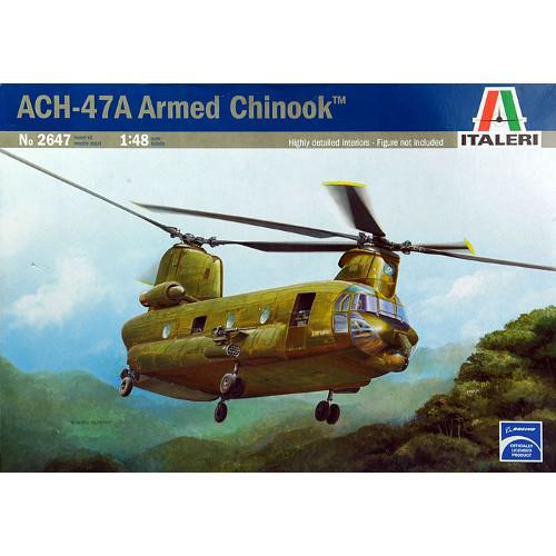Avion de Lupta ACH-47A Armed Chinook