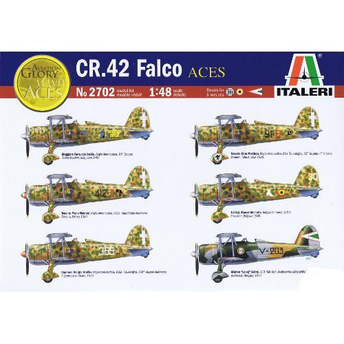 Avion CR42 Falco Aces