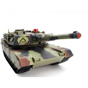 Tanc Abrams M1A2 RTR 1:24 cu Telecomanda