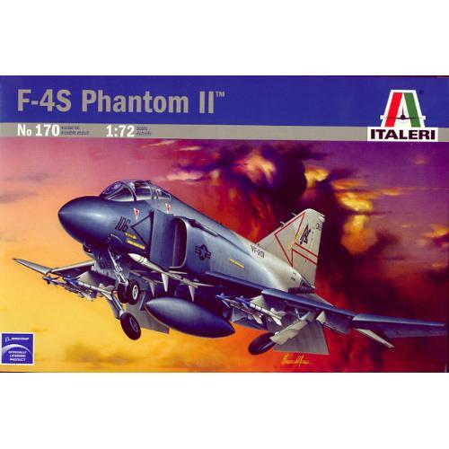 Avion de Lupta F-4S Phantom II
