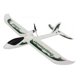 Aeromodel - Avion Huntsman 4CH 2.4GHz RTF cu Telecomanda