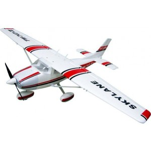 Aeromodel - Avion Cessna 182 6CH 2.4GHz RTF cu Telecomanda