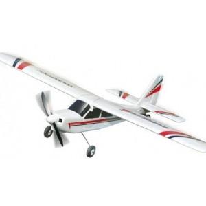 Aeromodel - Avion 747-6 Trainstar Exchange 4CH 2.4GHz RTF cu Telecomanda