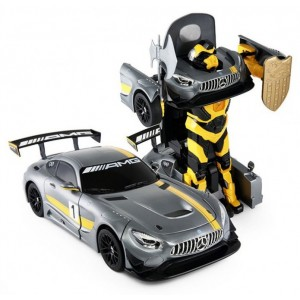 Masina GT3 Transformer cu Telecomanda 1:14 2.4GHz RTR