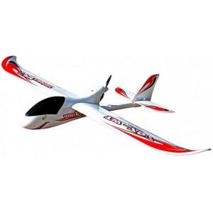 Aeromodel - Avion FPV Raptor EX 6CH 2.4GHz RTF cu Telecomanda