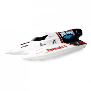 Barca Mad Shark cu Telecomanda 2.4GHz RTR
