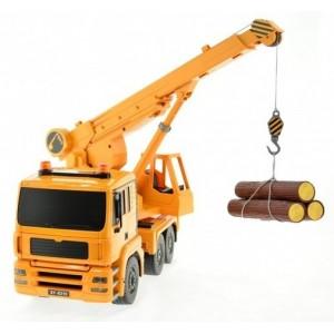 Camioane cu Macara scara 1.20 cu Telecomanda