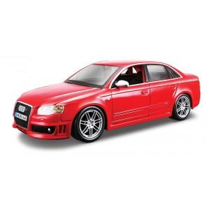 Audi RS4 - rosu