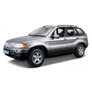 BMW X5 - gri metalizat