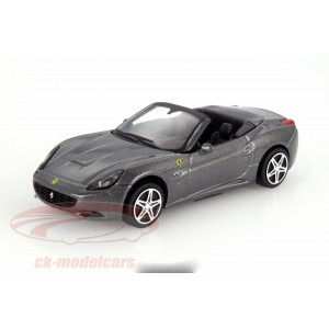 Ferrari California Convertible - gri metalizat - 1:43 Race & Play