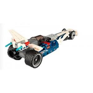 Masina de curse - construieste-ti propriul model - PULL BACK