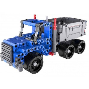 Camion basculant - construieste propria model - Pull Back