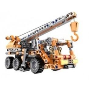 Macara - construieste propria model - Pull Back