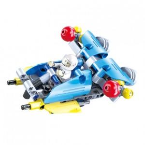 Figurina StarFighter - construieste propria model