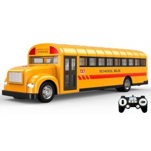 Autobuz de școala cu telecomanda 2.4GHz