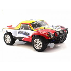 Corr Truck Brushless cu Telecomanda 2,4GHz (HSP Rally Monster) 1.10